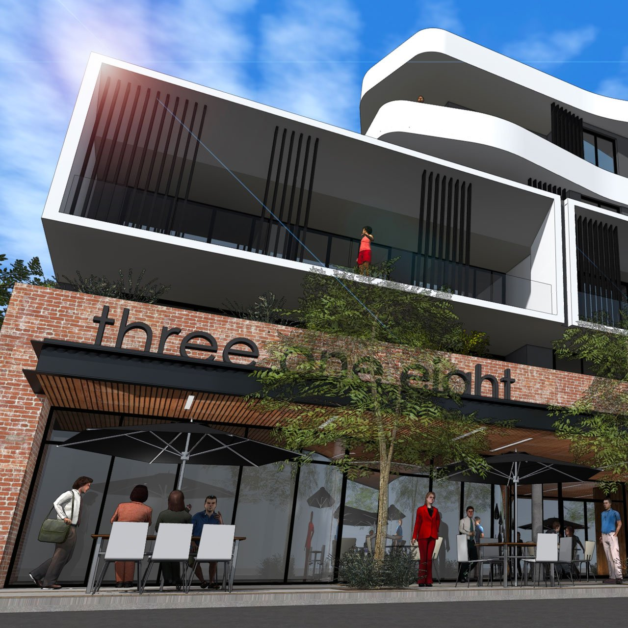 Mayfield Apartments: The Eve Apartments, Mayfield NSW